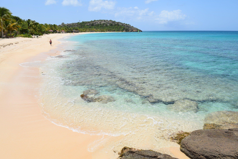 Galley Bay Beach Antigua Visit