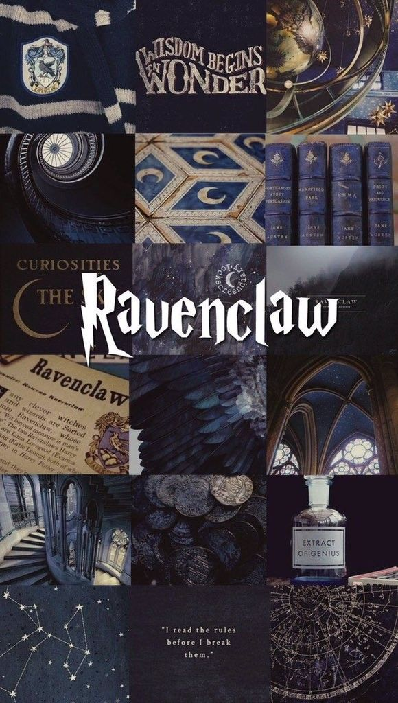 Harry potter wallpaper ravenclaw