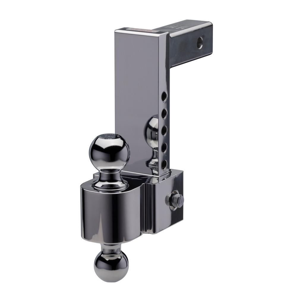 Fastway Flash E Series Ball Mount For 2 In Receivers 8 In Drop