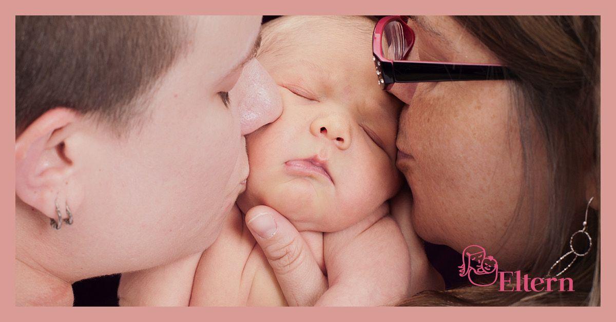 Mama + Mama + Kind = Familie!
