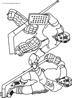 Sports coloring pages by Mona Sobhy on child_crafts ...