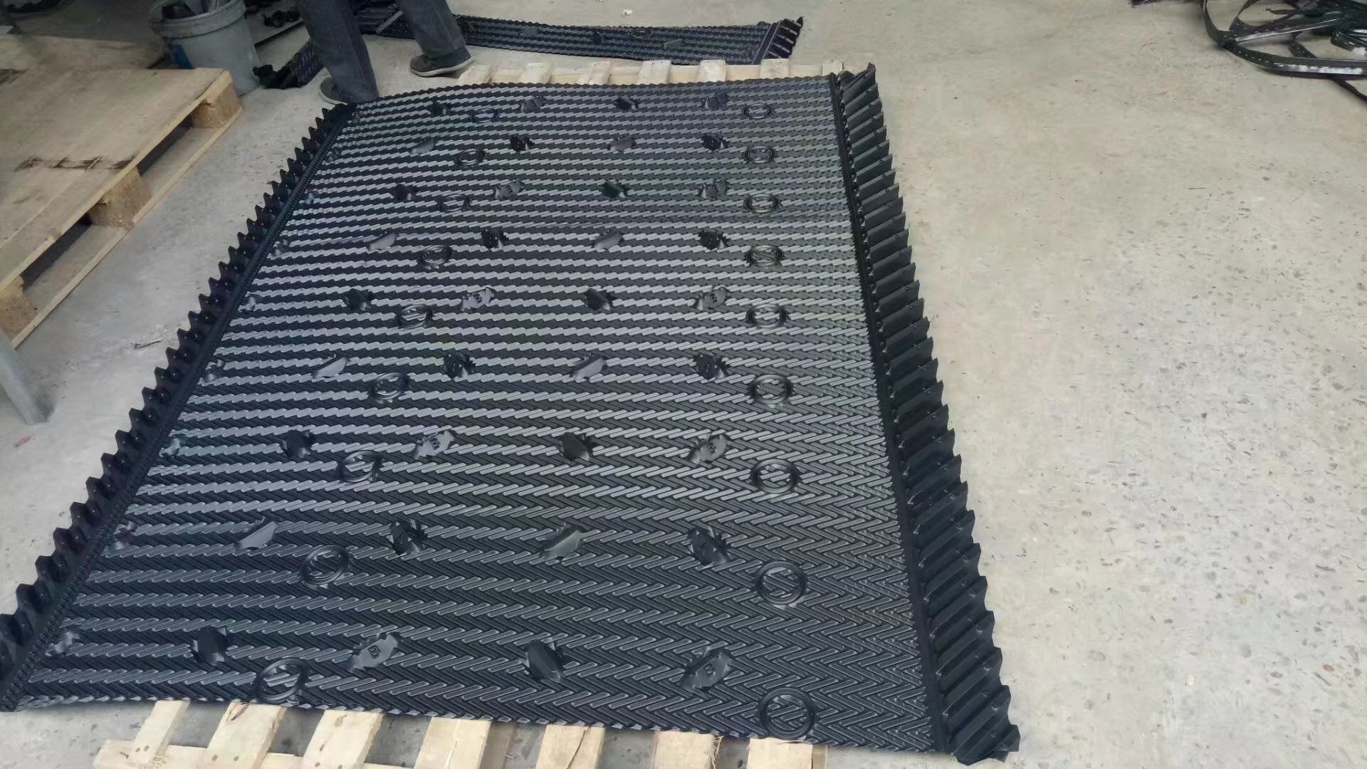 Marley Cooling Tower Fill Media Cooling Tower Tower Cool Stuff