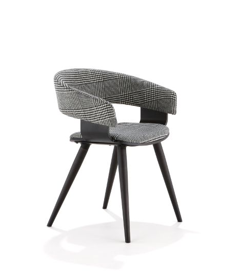 3 Home Decor Trends For Spring Brittany Stager: Allermuir Mollie Dining Or Meeting Chair. On Trend In