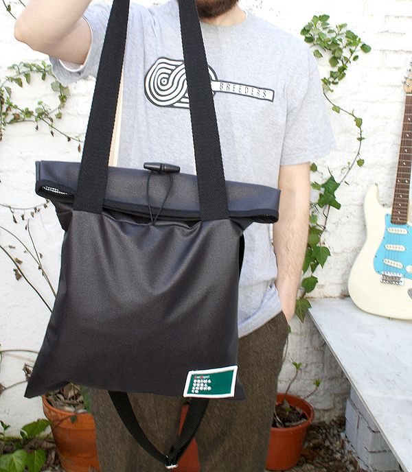 official cordura bag for primavera sound 2010