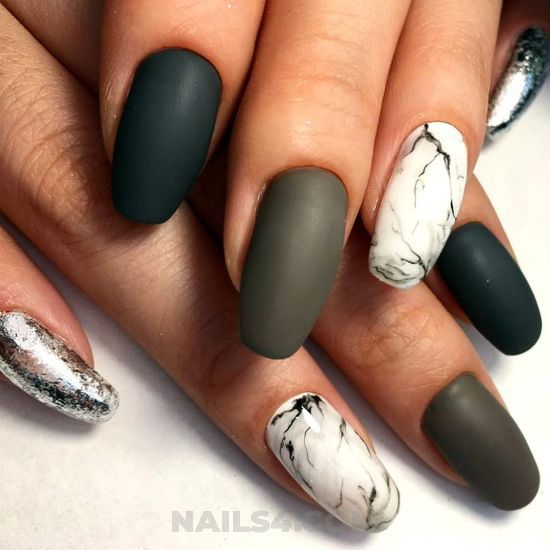 80 Simple Fall Nail Designs For You In 2018 Nail Art Designs