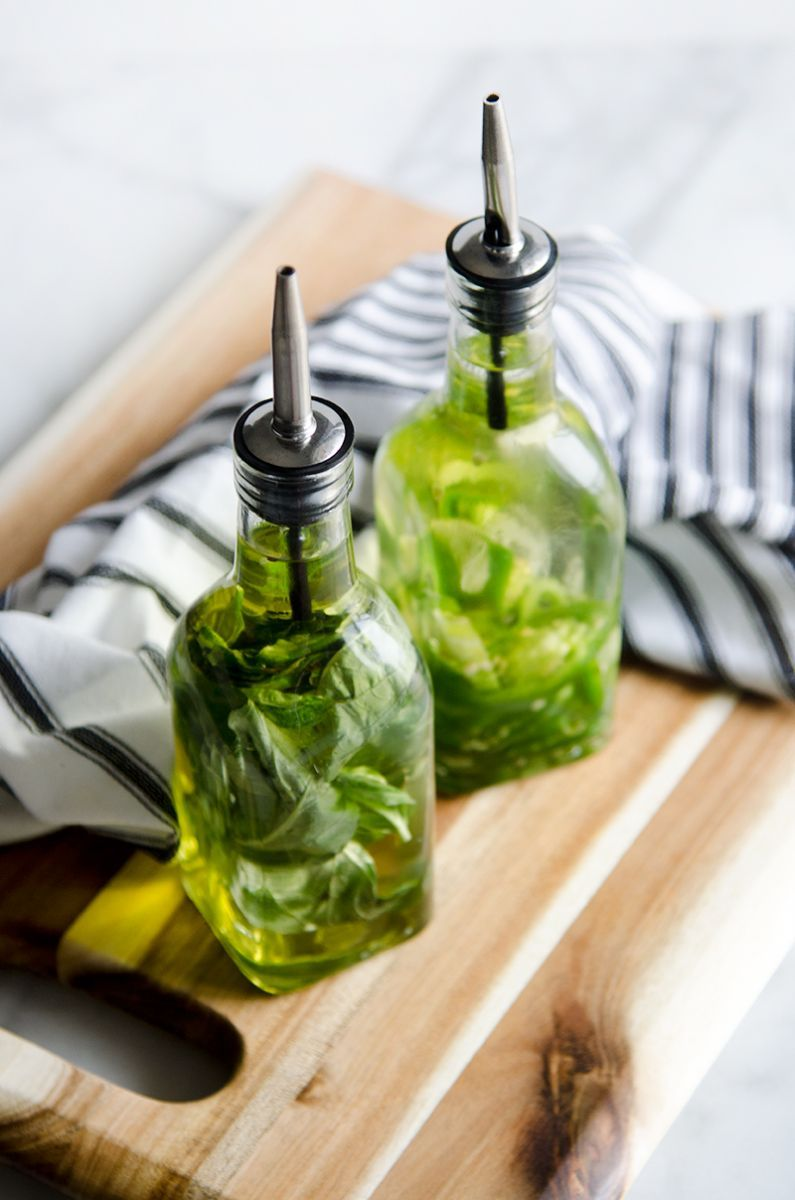 How to Infuse Olive Oil at Home The Everygirl Infused