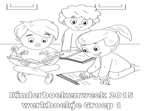Kinderboekenweek Werkboekje Groep 1