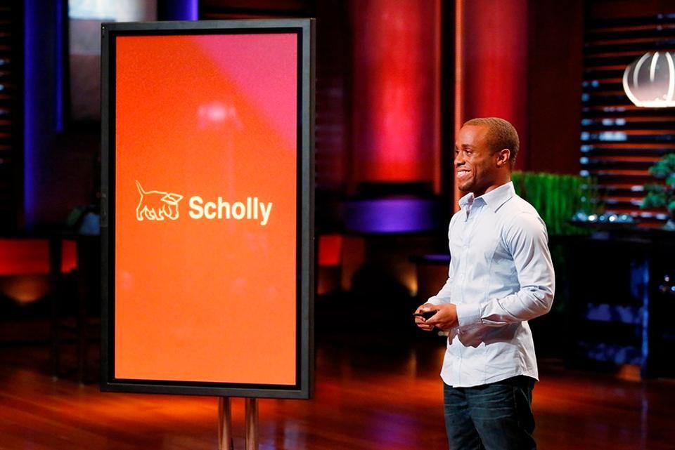 Life PostShark Tank At Scholarship App Startup Scholly