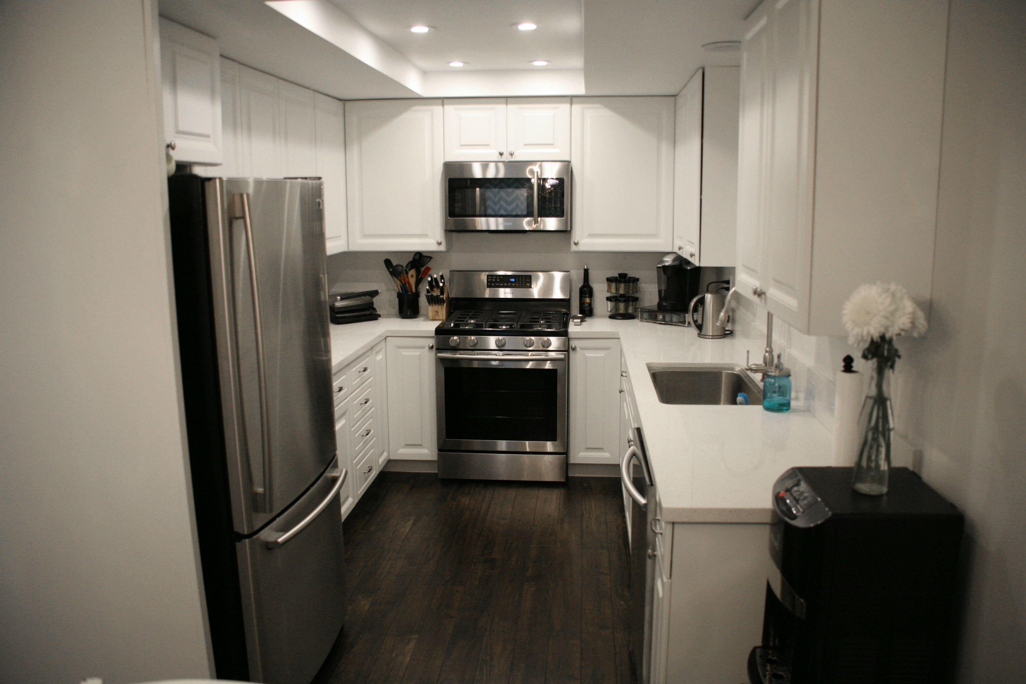 White Kitchens Dark Floors First Home Renovation Grey Walls Basin Sink And Valspar
