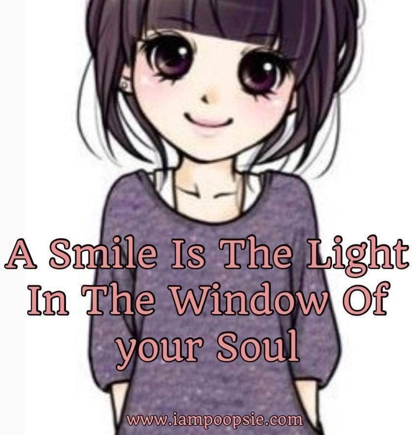 Smile Quote Via Www Iampoopsie Com Illustrations Kids Smile Quotes Kawaii Faces