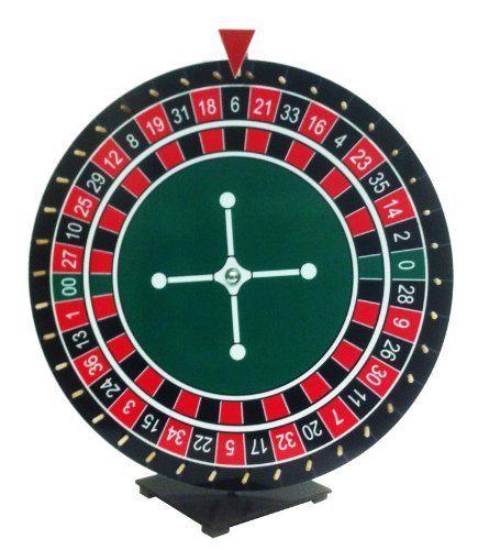 Prize Wheel Bearing