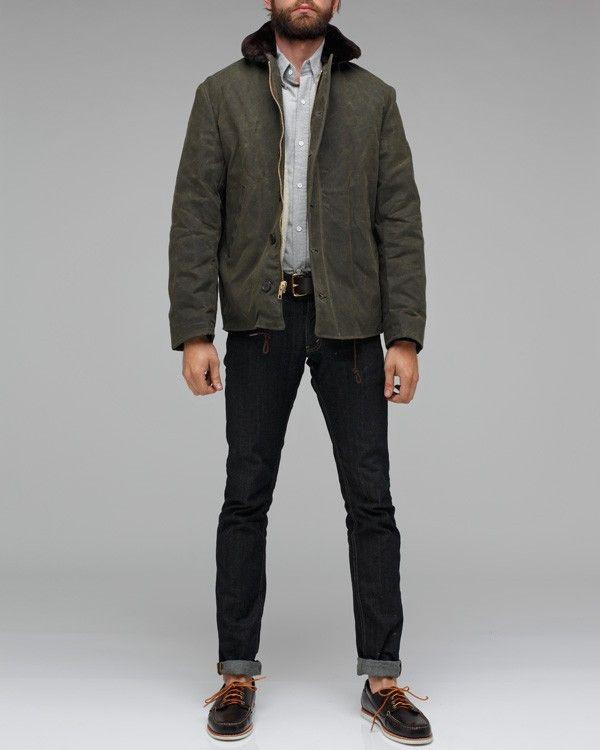Spiewak - G. Spiewak N1 Deck Jacket - $325
