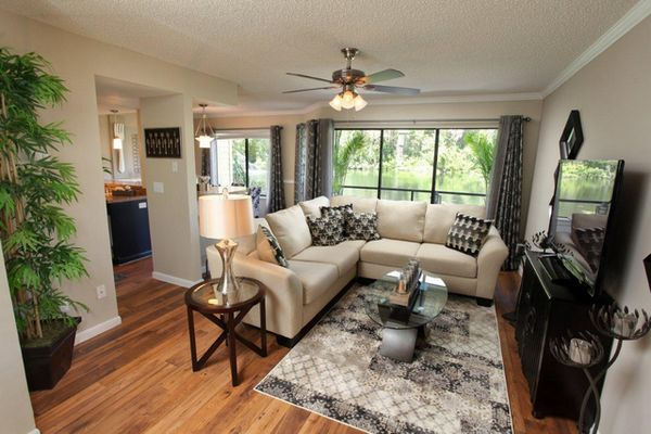 Lakes of Northdale Model Apartment Home www