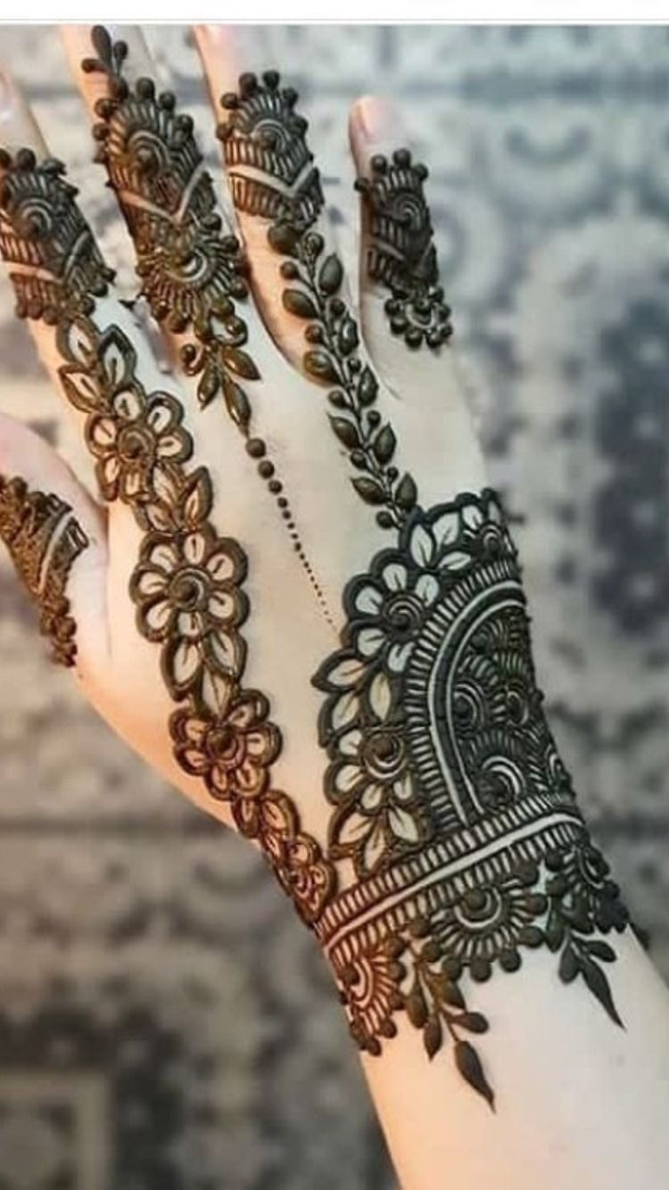 Today, Mehndi is exceptionally prevalent in Eastern nations. Indeed, now in the west, it is more prevalent and it is otherwise called henna tattoos. In east nations, mehndi is applied on hands and feet.#new_mehndi_design #mehndi_designs_for_hands #mehndi_design_2020 #best_heene_designs_2020