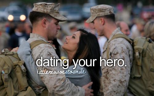 USMC dating