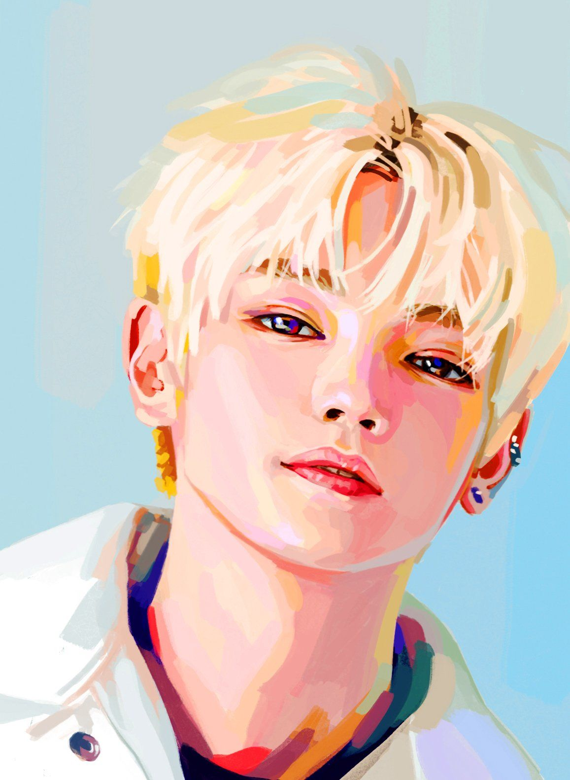 Ꮯ on in 2019 | TY/NCT | Nct taeyong, Nct, Kpop fanart
