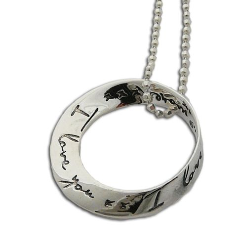 Love You More Necklace #StuffYourStocking