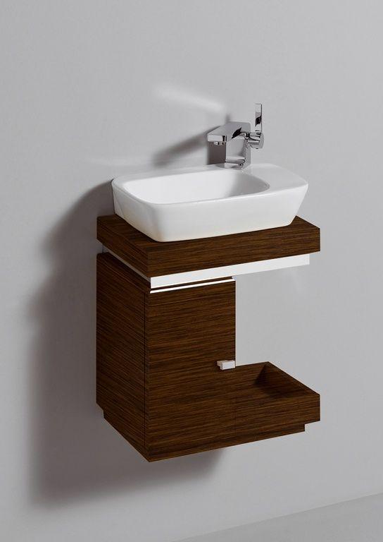 Geberit Silk Handwaschbecken Unterschrank Washbasin Design