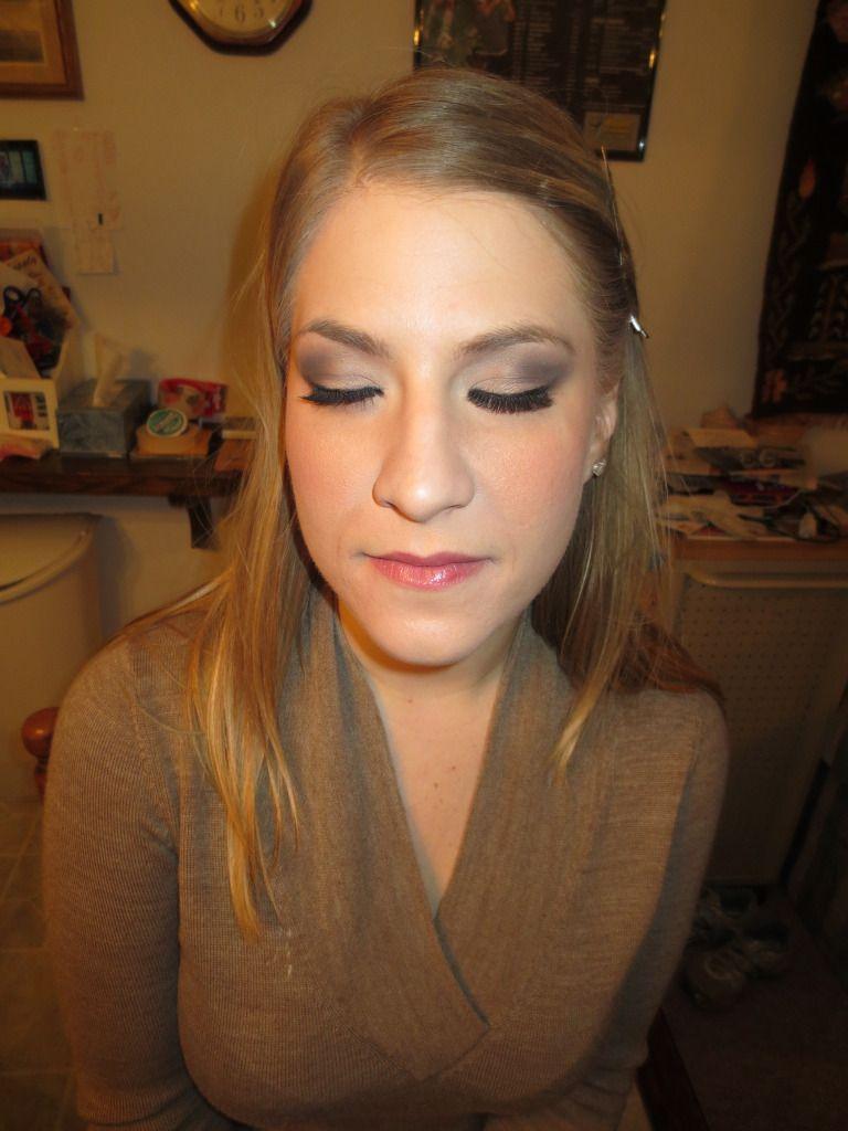 Wedding eye makeup make up pinterest makeup trial makeup