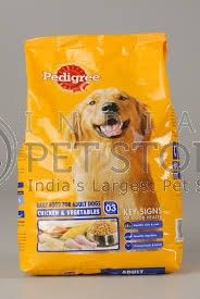 The Pedigree Adult Chicken Vegetables 400g Dog Food Recall