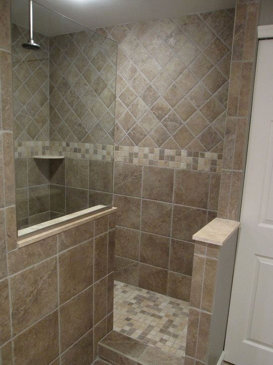 Reduce Remodeling Stress Master Bathroom Shower Showers Without