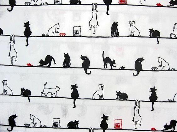 cat fabric: