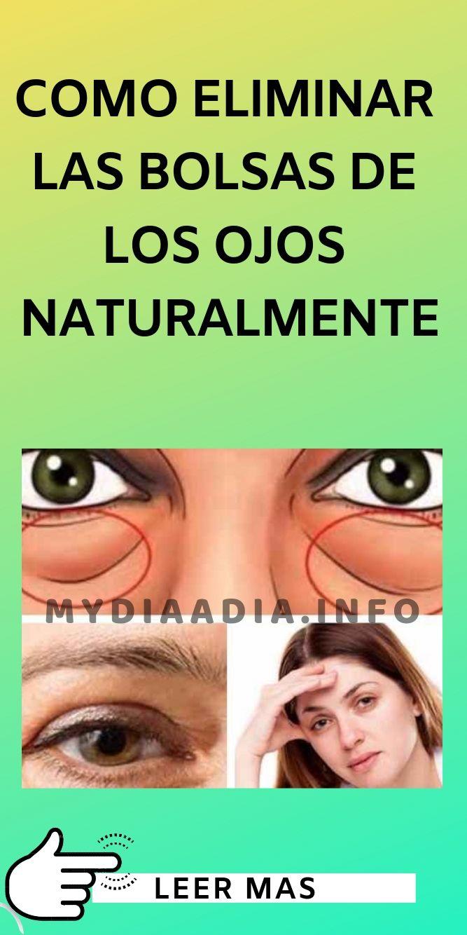 Como Eliminar Las Bolsas De Los Ojos Naturalmente Beia Vita Salud Eliminar Bolsasdelosojos Naturalmente Remedioscaseros How To Remove Hair Hacks Doterra