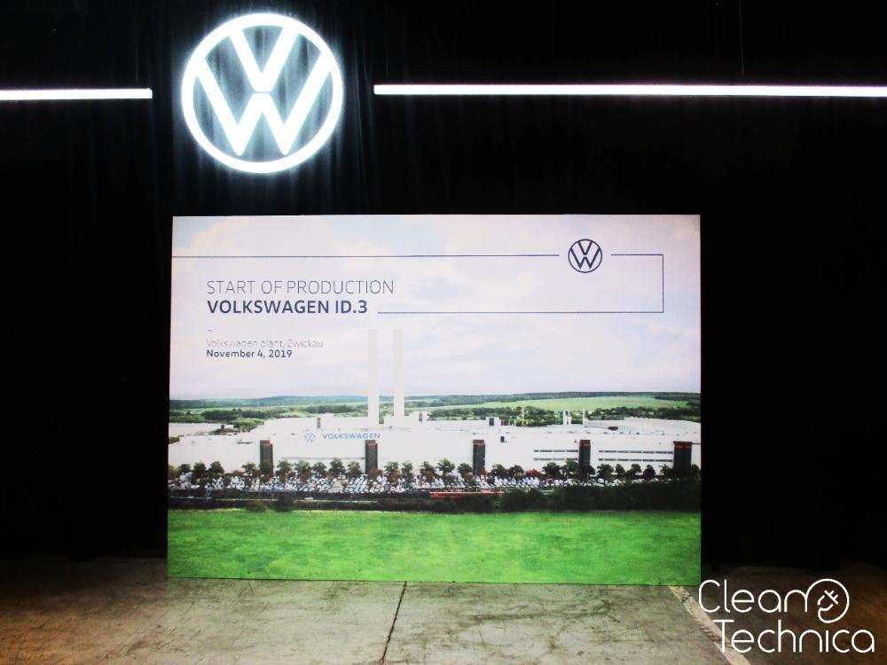 Our Volkswagen ID.3 Factory Tour Photo Album Factory