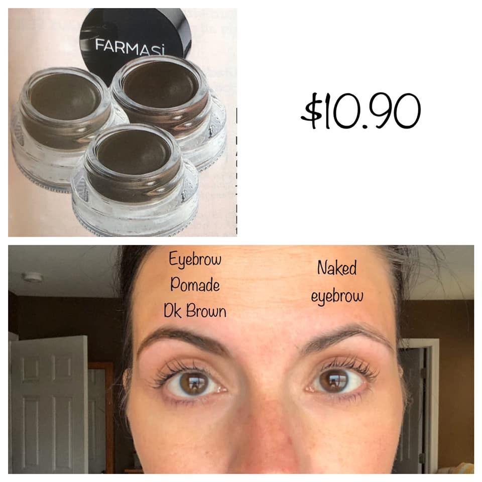 Farmasi eyebrow pomade Eyebrows, Quality makeup, Skin care