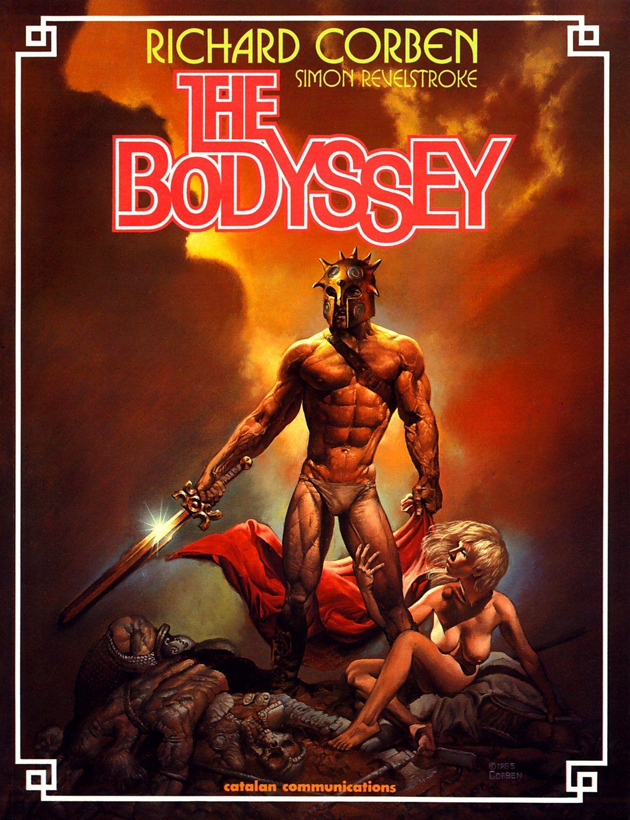 The Bodyssey - Cover: Richard Corben