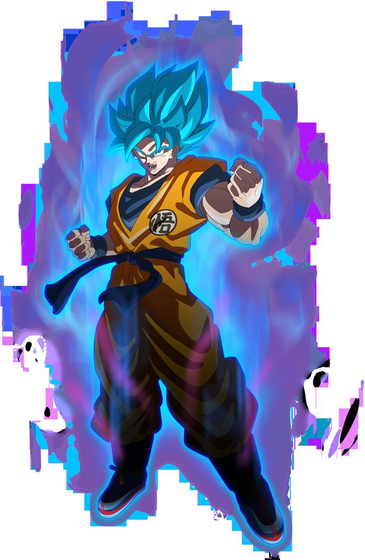 Goku Super Saiyajin Blue Movie 2018 By Saodvd Goku Super Goku Dragon Ball Super Goku