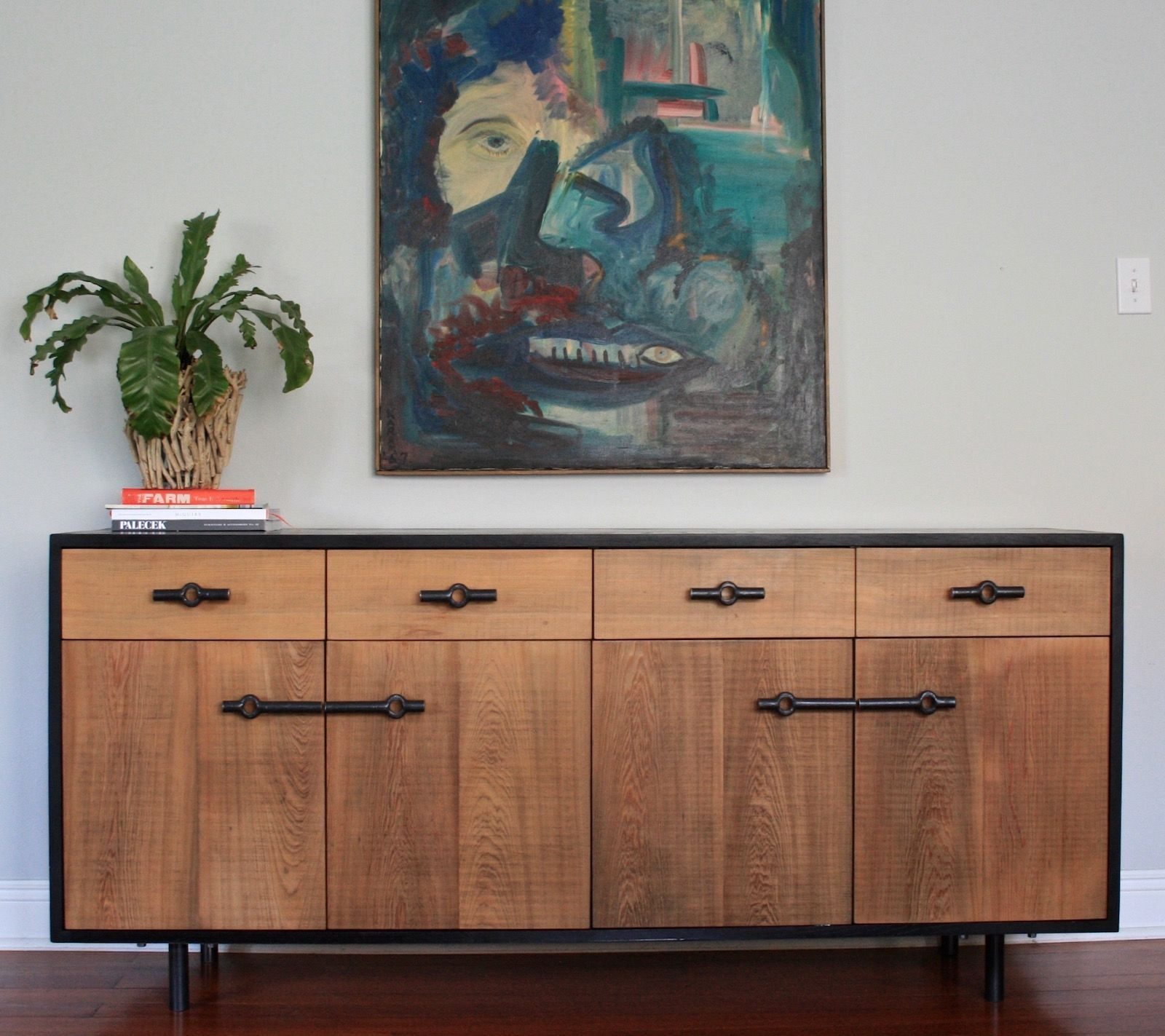 What You Didn T Know About Essential Home S Mid Century Sideboards Decor Rustic Sideboard Modern Decor