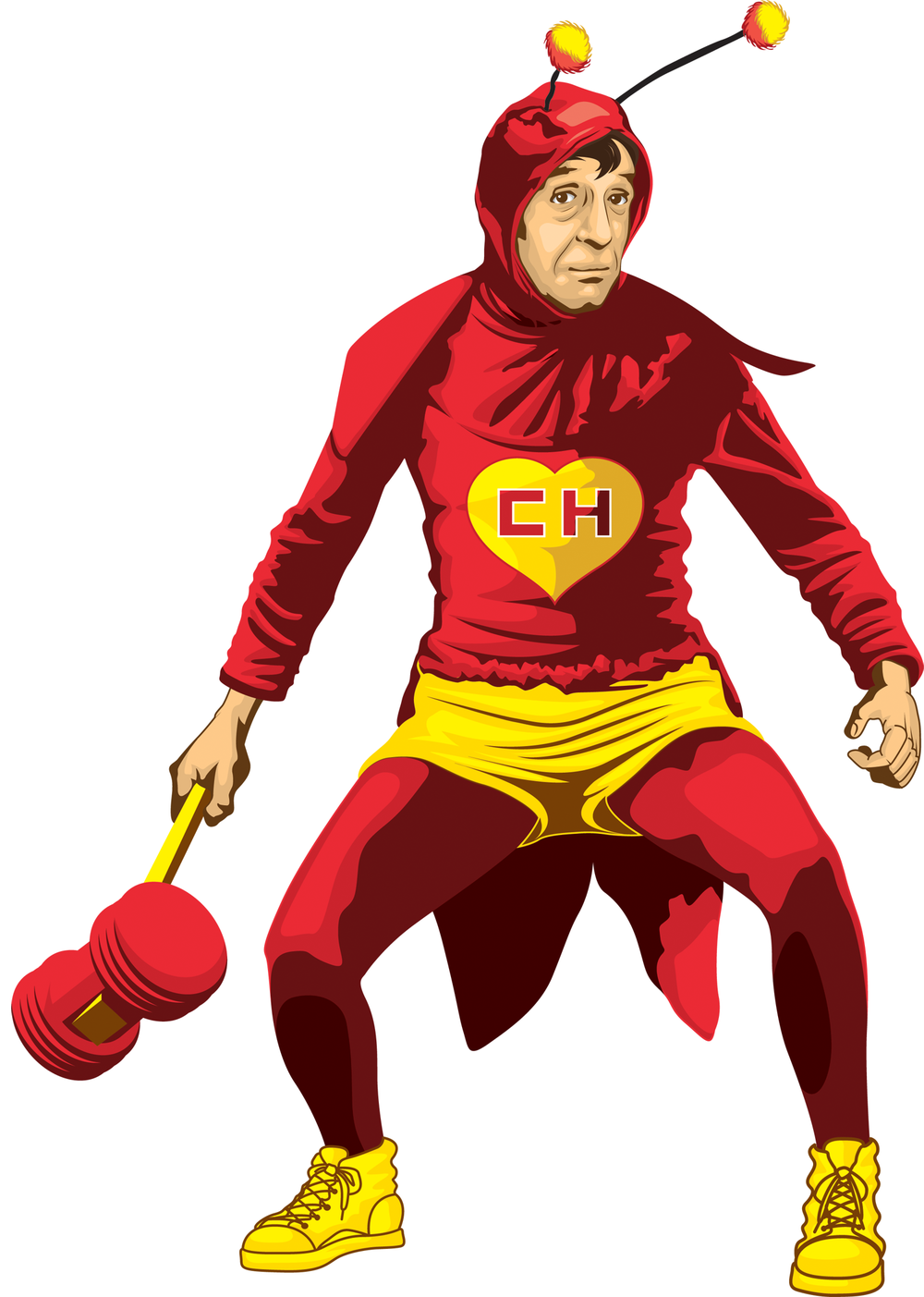El Chapulin Colorado   Chapolin, Chapolin chaves, Chapolim colorado