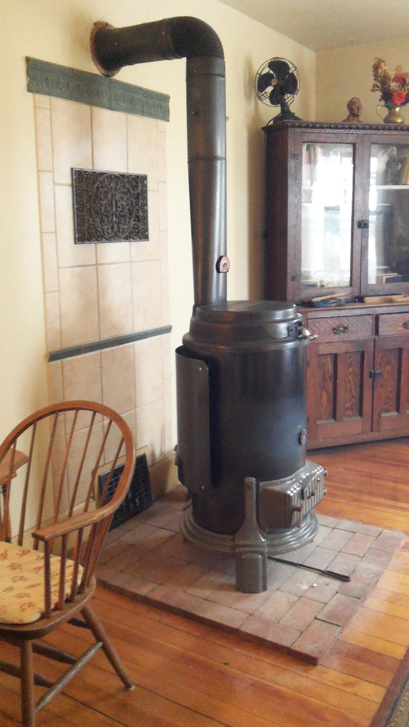 Cooking Warmers Vintage Fireplace ~ Locke warm morning coal stove youtube antique