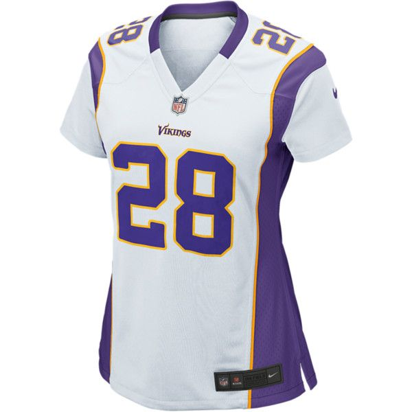 official photos e5af8 ee374 Nike NFL Minnesota Vikings Adrian Peterson Women's Football ...