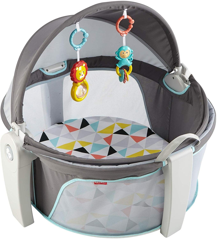FisherPrice InfanttoToddler Rocker in 2020 Baby dome