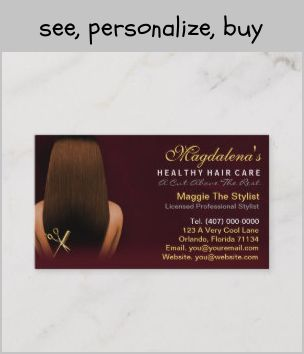 #businesscards #appointmentcards #hairbeautician #hairdresser #customizable