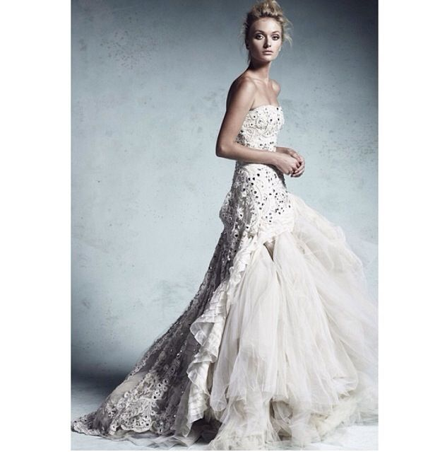 Colette Dinnigan ...I wish ♡♡♡♡ | Wedding Inspiration ...