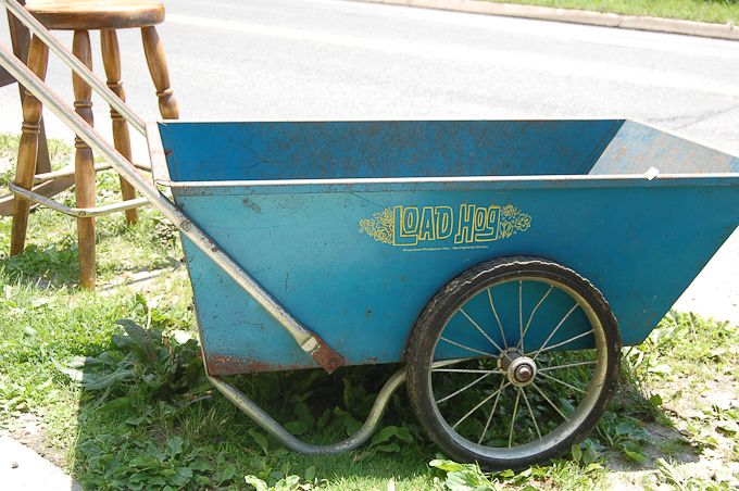 17 Best images about Garden carts on Pinterest Gardens Radios