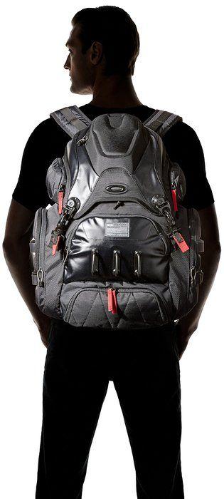 Oakley Men S Big Kitchen Backpack Black X Large Oakley Men Oakley Oakley Bag