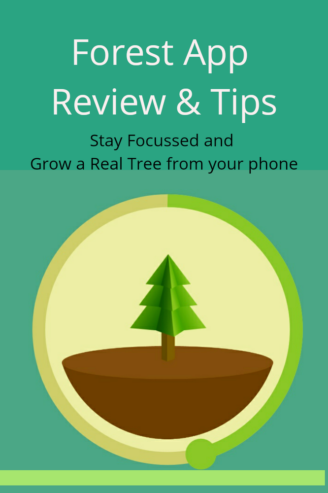 Forest App: Review and Tips