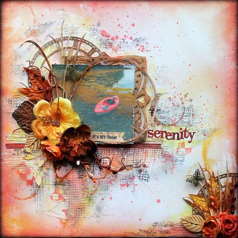 Serenity~~7 Dots Studio~~ - Scrapbook.com
