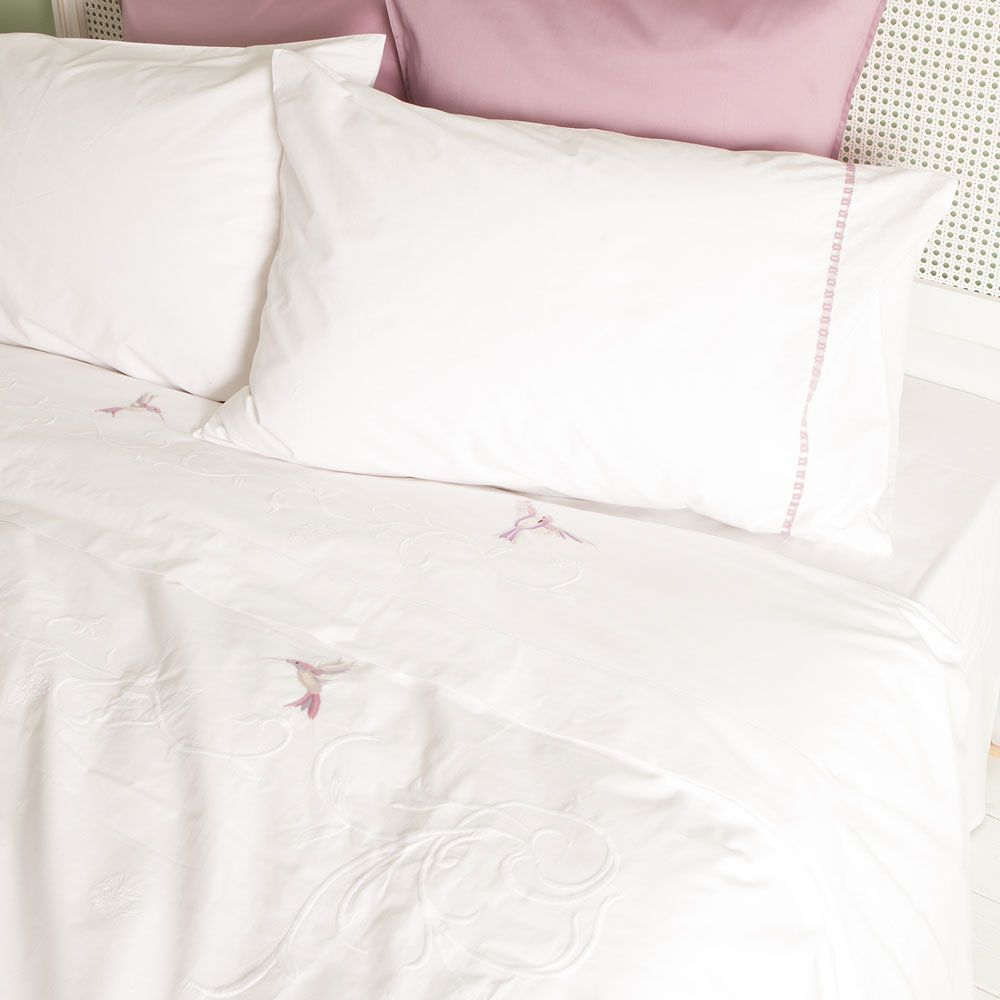 Hummingbird Bed Linen Part - 18: Hummingbird Embroidered Bed Linen | ZARA HOME United Kingdom