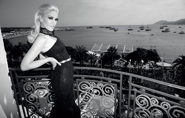 10 Pretty Pictures to Look at Today: L'Oreal's New Cannes Book from InStyle.com
