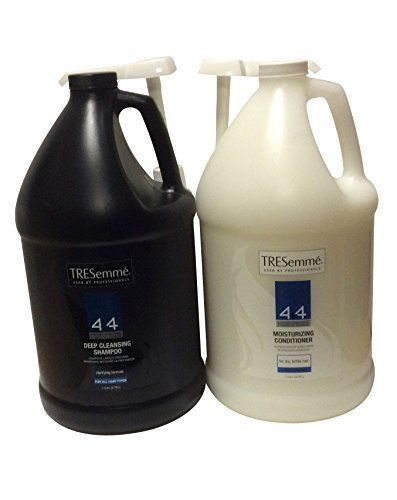 Tresemme 44 Deep Cleansing Shampoo Gallontresemme 44 Moisturizing