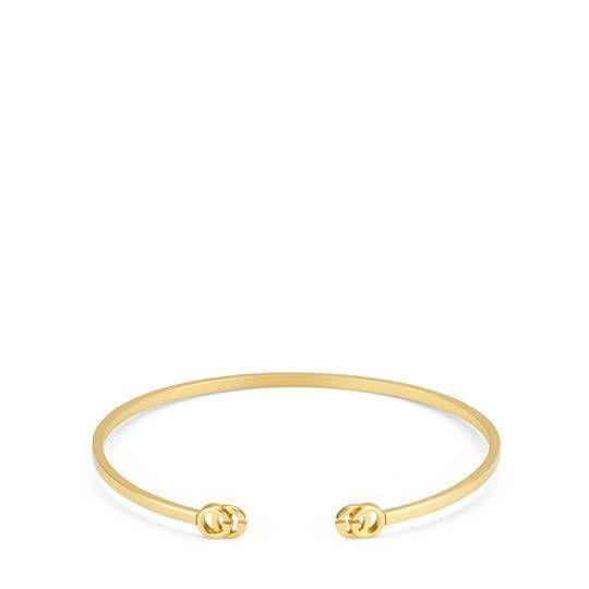 085f4793a GG Running yellow gold cuff | Gucci | Gucci jewelry, Jewelry, Women ...