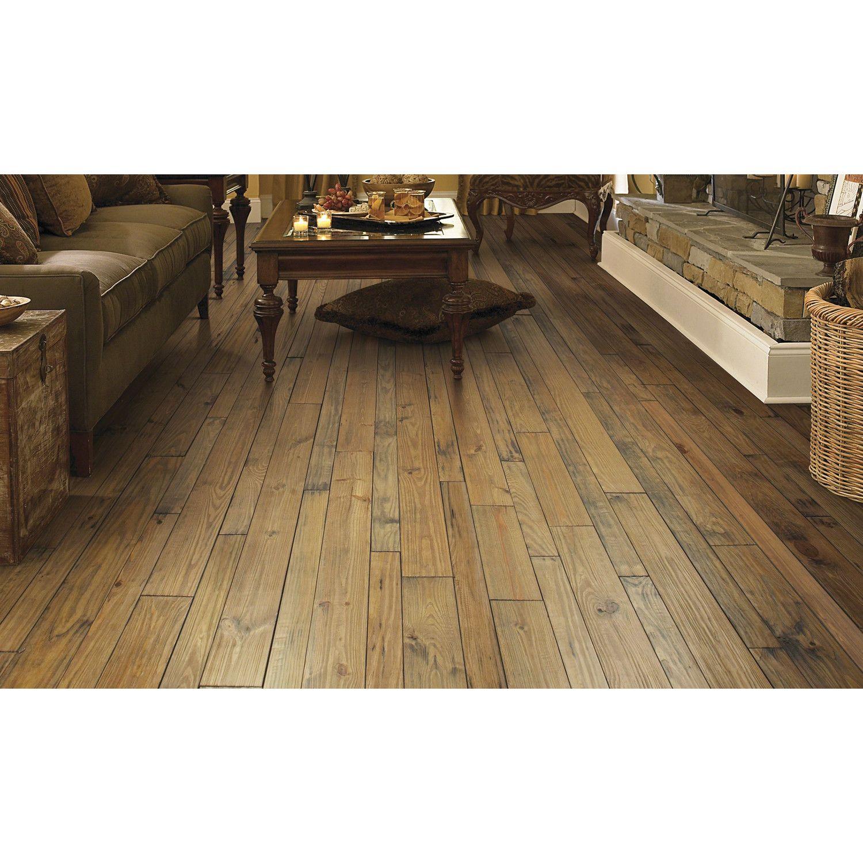 Anderson floors elements random width solid pine hardwood for Anderson hardwood floors