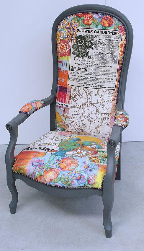 coup jeune pour un voltaire par atelier d 39 co solidaire. Black Bedroom Furniture Sets. Home Design Ideas