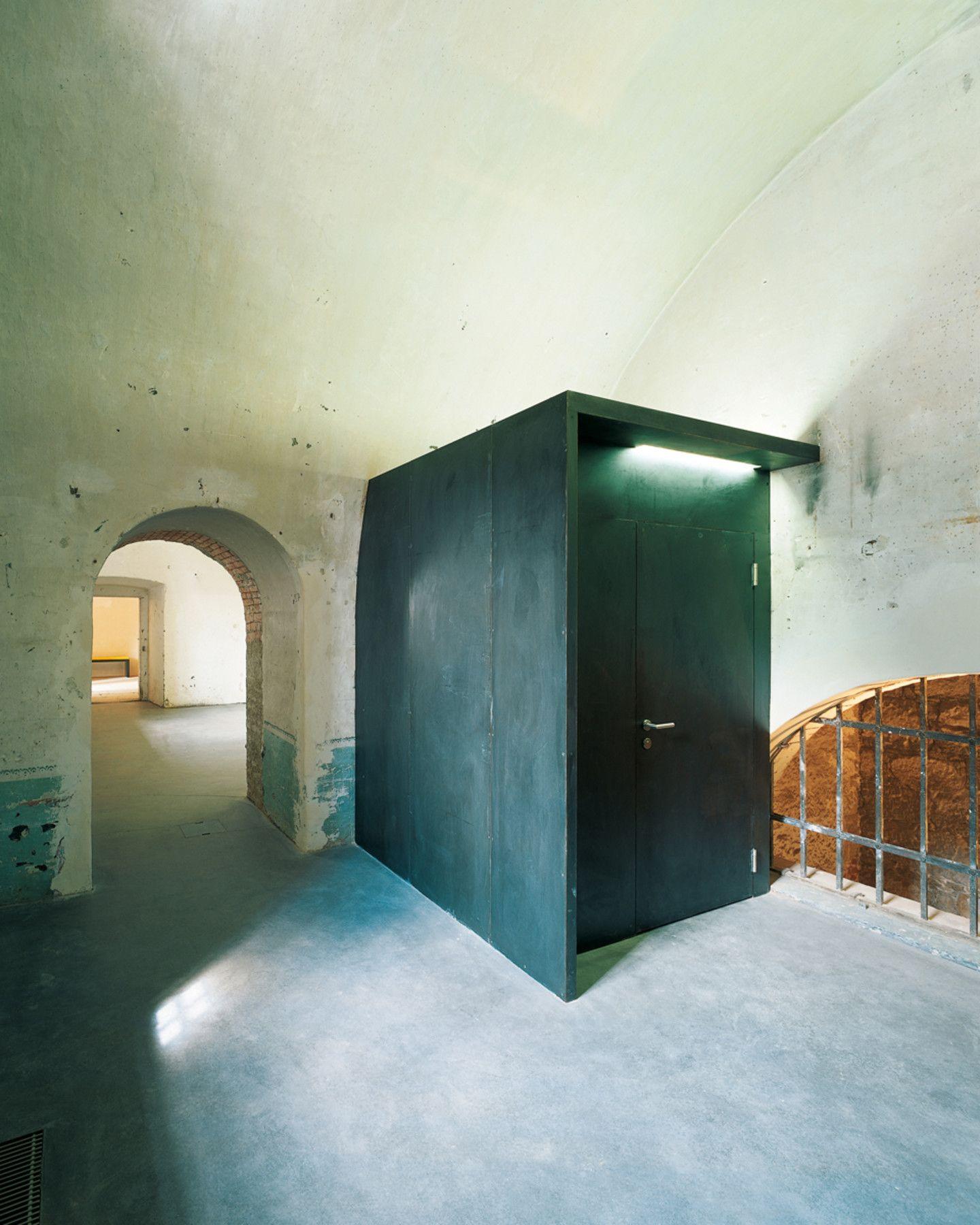 Markus Scherer, Walter Dietl, René Riller · Forte di Fortezza · Architettura italiana