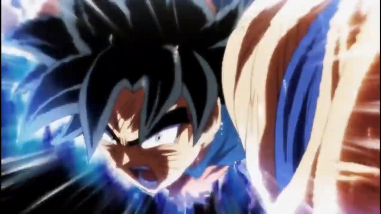 Ultra Instinct Goku Dragon Ball Dragon Ball Super Manga Dragon Ball Super
